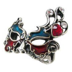 mask ring http://www.attitudeholland.nl/haar/accessoires/sieraden/ringen/venetian-vanity-ring-alchemy-gothic/