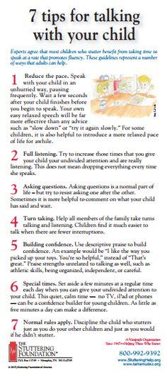 27 Best Stuttering Resources For Parents Images Dads Parenting
