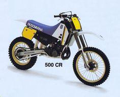 1987 Husqvarna 500 CR   by Tony Blazier