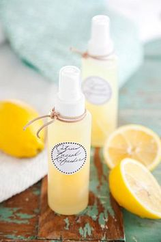 Corrie's Kitchen Spa: Citrus Facial Refresher Recipe — Pauladeen.com