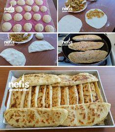 Turkish Recipes, Italian Recipes, Fun Desserts, Dessert Recipes, Turkish Sweets, Low Carb Recipes, Cooking Recipes, Wie Macht Man, Yemeni Food