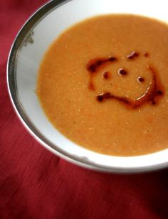 Turkish red lentil soup - forever on the hunt for a perfect recipe to bring my taste buds back to Istanbul.