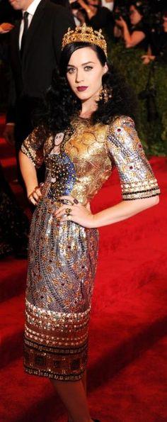 Katy Perry ♥ Dolce & Gabbana