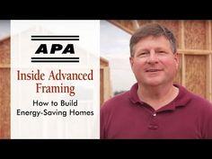 Advanced Framing - APA – The Engineered Wood Association