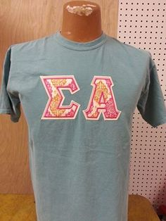 order this at wwwleahbethdesignscom sororityfraternity greek stitch letter t