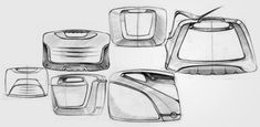 Product Design by adityaraj dev, via Behance #id #product #sketch
