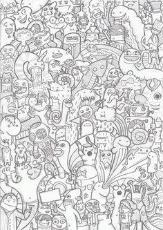 Doodle by MsNele.deviantart.com on @deviantART