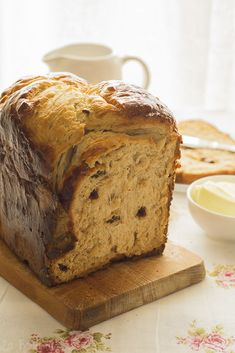 Easy Panettone in bakery Without lactose Easy Panettone in bakery Without lactose Authentic Mexican Recipes, Mexican Food Recipes, Mexican Sweet Breads, Mexican Bread, Bread Machine Recipes, Bread Recipes, Pan Bread, Sweets Cake, Sweet Recipes