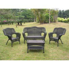 Found it at Wayfair - Chelsea Wicker Resin Steel Deep Seated Patio Chair
