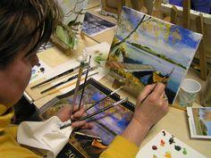 Večerné maľovanie v Galérii (2h) 13.8., 14.8. o 19:00 hod. Vzdelávanie príjemnou relaxačnou formou, pre každého, koho priťahuje výtvarné umenie. Môžete si vybrať a vyskúšať rôzne techniky - uhlík, tuš, akvarel, pastel, akryl a iné. Tvorba zátiší, portrétov, figúr.... podľa záujmu. Profesionálny materiál je v cene kurzu.  http://www.ziv.sk/kurz-zaklady-portretnej-a-figuralnej-kresby.html