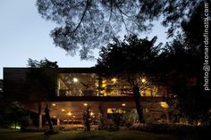 leonardo finotti - architectural photographer: MENDES DA ROCHA - JAMES KING HOUSE / SAO PAULO