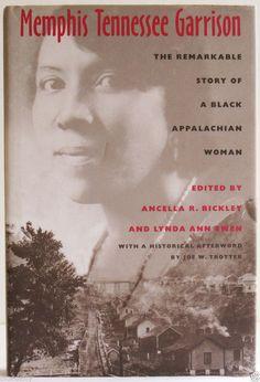 Black Appalachian Woman African American History McDowell County West Virginia