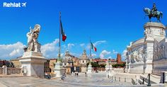 Rome: City with nearly 3,000 years of globally influential art, architecture and culture on display.