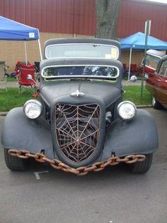 rat rod roadster #pickup Classic Trucks, Classic Cars, Vintage Cars, Antique Cars, Carros Audi, Rat Rod Cars, Rat Rod Trucks, Lowrider Trucks, Pedal Cars