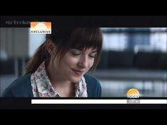 Fifty Shades Of Grey - Jamie Dornan & Dakota Johnson - Today Show