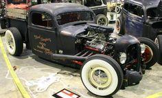1938 Dodge Rat Rod Truck                                                                                                                                                     More