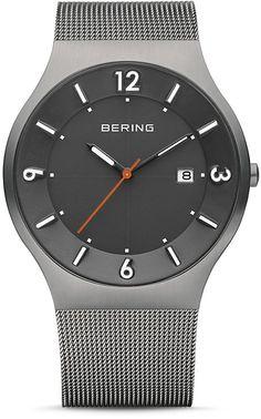 86769ae199e De 13 beste bildene for Bering klokker   Men's watches, Watches for ...