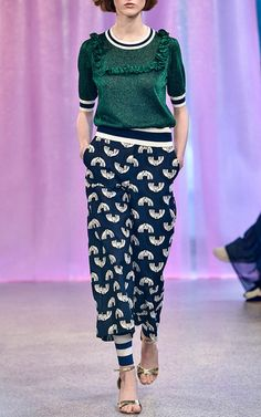 low priced c9016 a5efa Baum Und Pferdgarten Trunkshow   Moda Operandi