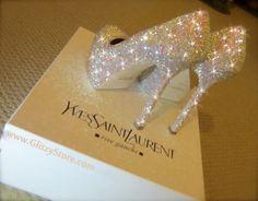 Blingin high heels