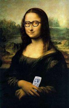 Mona Lisa - Intelligent Mona Lisa