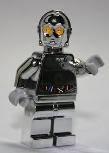 Star Wars LEGO TC-14 Limited Edition Minifigure