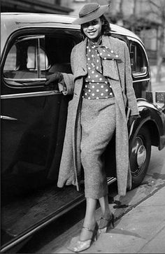 1930s street style