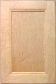 Auburn Flat Panel Double Square Cabinet Door | Kitchen | Pinterest ...