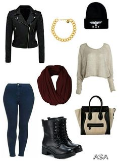 Image via We Heart It #beautiful #fall #fashion #lobe #outfit #school #streetstyle #jcpennycontest #jcpenneycontest