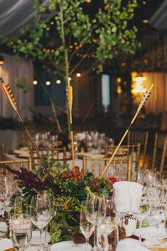 Mountaintop Aspen Colorado wedding | Photo by Alison Vagnini | http://www.100layercake.com/blog/?p=77541