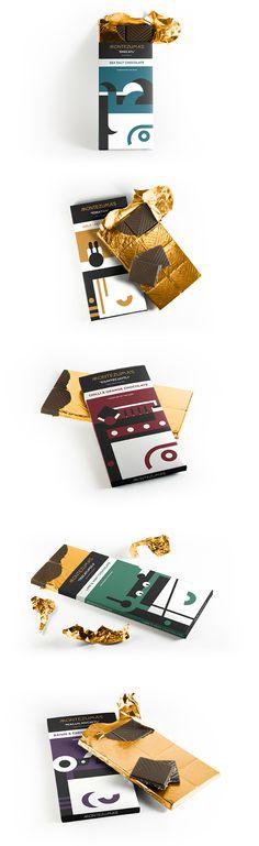 Montezumas chocolate packaging #packaging