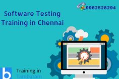 Learn #SoftwareTesting #Training in #Chennai from best training institute #BesantTechnologies. We offer best course from hands-on expert with best #placement assistance. For more info dial us @ +91-9962528293
