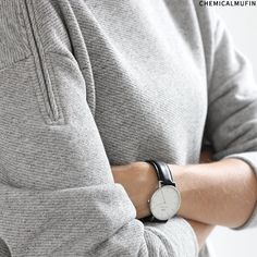 The Daniel Wellington watch with its interchangeable straps speaks for a classic and timeless design suitable for every occasion. #DanielWellington online www.ellageorgia.com