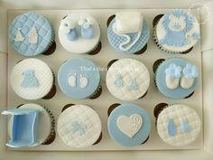 baby christening cupcakes - Google-søk
