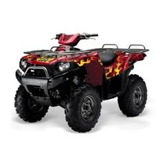 kawasaki quads, well built and depedable Bug Out Vehicle, Four Wheelers, Atv Quad, Monster Trucks, Racing, Kit, Vehicles, Atvs, Graphics