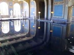 R Hearst Castle Piscine romaine