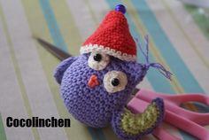 Cocolinchen : Die Weihnachtseule