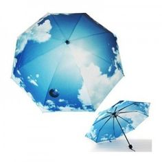 $25 - Sky Folding Umbrella