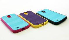 OEM Θήκη Δίχρωμη Σιλικόνης (case) - Μώβ Κίτρινο (Samsung s4) - myThiki.gr - Θήκες Κινητών-Αξεσουάρ για Smartphones και Tablets - Χρώμα μώβ- κίτρινο