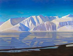 The North Pole  Rockwell Kent