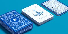 Facebook B2B playing cards designed by Human After All