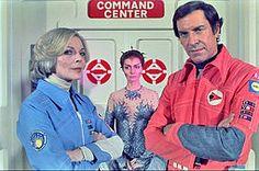 Avaruusasema Alfa, tv series 1975-78