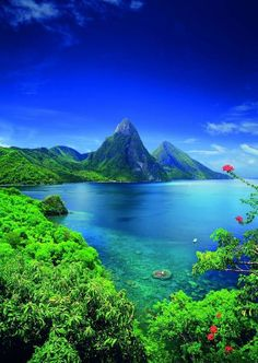 St Lucia Caribbean Islands