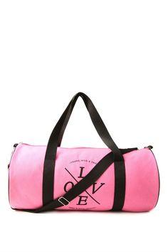 Gym Junkie Bag   Cotton On