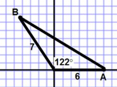 Derive Law of Cosine from Distance Formula LOVE