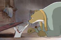 Les meilleurs #dessins animés pour #enfants: Ernest et Célestine.
