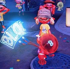 Splatoon Memes, Splatoon 2 Art, Splatoon Comics, Splat Tim, Pokemon, Nintendo Characters, Toys For Girls, Best Games, Animal Crossing