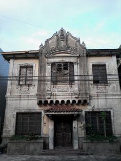 The margarita rodriquez mansion Philippine Houses, Bar Catering, Classic Architecture, Filipino, Margarita, Philippines, Steak, Road Trip, Mansions