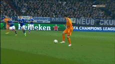 Amazing Cristiano Ronaldo goal gif