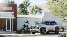 Futuristic Nissan XMotion Concept Car Fuses Japanese Culture with American Craftmanship and Nissan Intelligent Mobility Technology New Nissan, The Next Step, Automotive News, Car In The World, New And Used Cars, Japanese Culture, Motor Car, Concept Cars, Futuristic