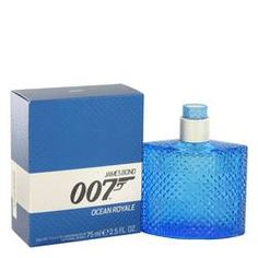007 Ocean Royale By James Bond Cologne For Men 1 oz Eau De Toilette Spray